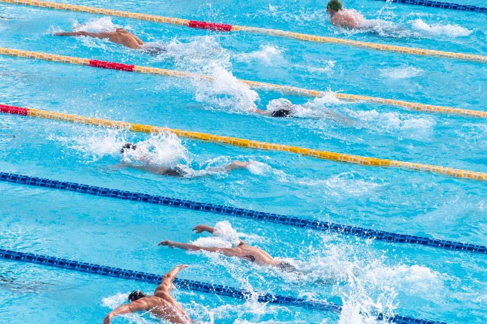 natation sportive piscine