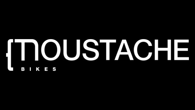 moustache bike logo